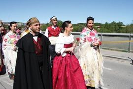 Desfile de trajes