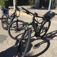 bicicletas policia local