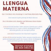 dia llengua materna