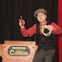 El profesor Coperini
