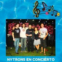 Nytrons en concierto