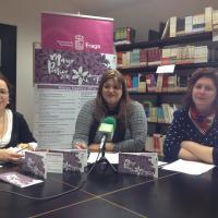 Ana Barrafón, Marta Cabrera y Carolina Gonzalo Marzo Poético
