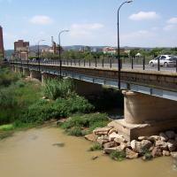 Puente pequeño de Fraga