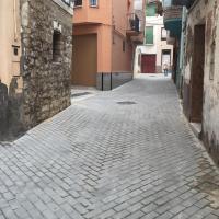 Obras calle Parroquia