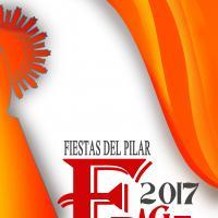 Cartel Fiestas del Pilar 2017