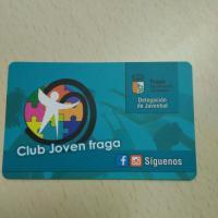Pasaporte Club Joven