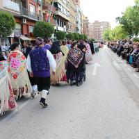 Desfile asientos