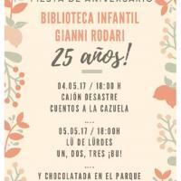 25 aniversario Gianni Rodari