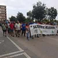 Movilización Agricultores