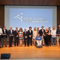 III Premios Aragón en la Red
