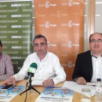 Ricardo Alcañiz, Miguel Luis Lapeña, Alejandro Cabrera