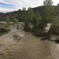 Crecida río Cinca