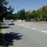 Señalización aparcamientos