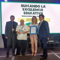 Xiquets recibe un premio internacional