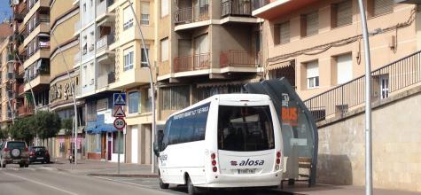 Autobús Urbano Fraga